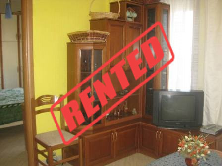 Apartment for rent in Budi Street in Tirana. The apartment is situated on the 5th floor of a new bui