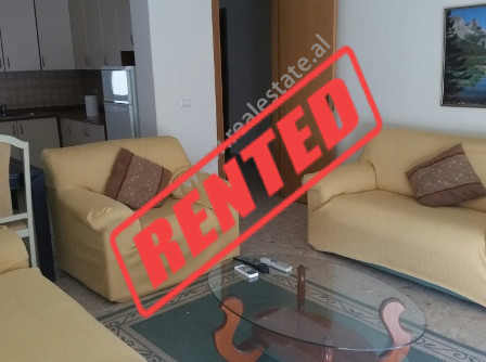 Apartment for rent in Sulejman Pasha Street in Tirana.  It is situated on the 3-rd floor in a new