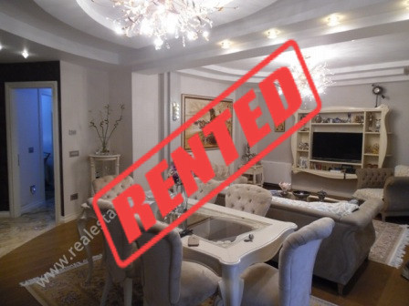 Luxury apartment for rent in Sami Frasheri Street in Tirana