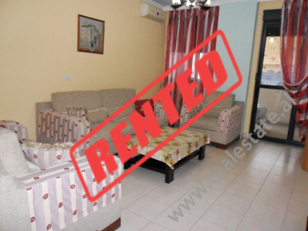 Apartment for sale in Vllazen Huta Street in Tirana.  It is situated on the 4-th floor in a new bu