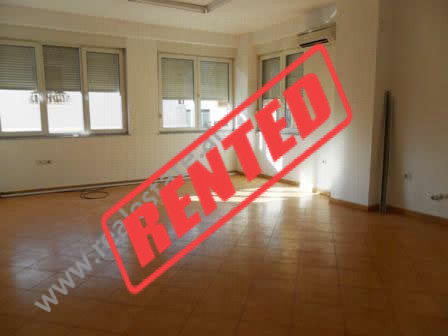 Apartment for office for rent in Dervish Hima Street in Tirana.  It is situated on the 2-nd floor