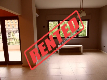 Two bedroom apartment for rent in Faik Konica Street in Tirana.  The apartment is situated on the