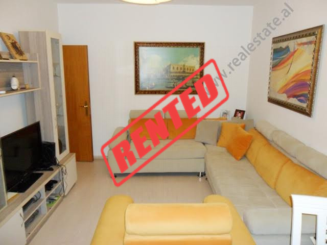 Two bedroom apartment for rent in Sulejman Pasha Street in Tirana.  The apartment is situate