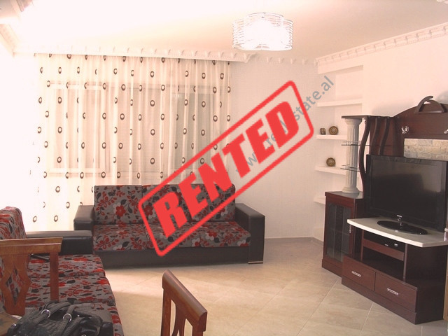 Two bedroom apartment for rent near Astiri area in Tirana.  The apartment is situated on the 2d fl
