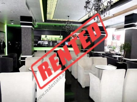 Coffee-bar for rent close to Vizion Plus complex in Tirana