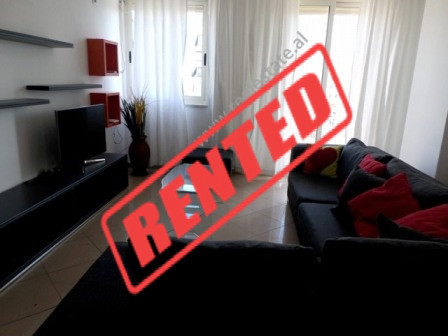 Two bedroom apartment for rent in Kavaja street in Tirana.  The apartment is situated on 8th floor
