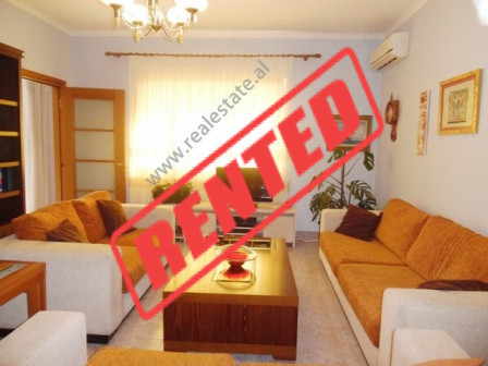Apartment for rent close to Petro Nini Luarasi street in Tirana.  The apartment is situated on the