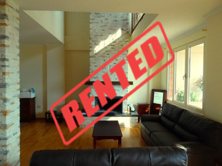 Luxurious duplex apartment for rent in Dajti National Street.  The abode is located in the 4th flo