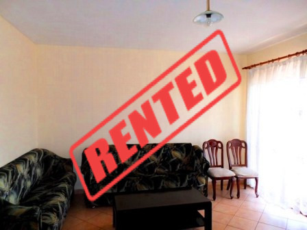One bedroom apartment for rent in Mahmut Fortuzi street close to the city center in Tirana.