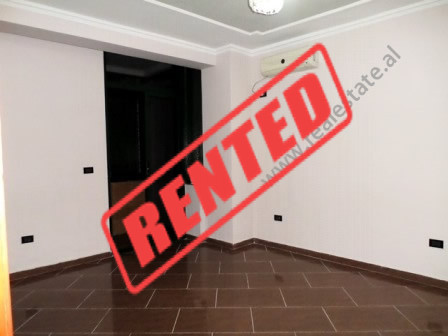 Office space for rent close to Ekspozita area in Tirana.  It is situated on the 3-rd floor of a ne