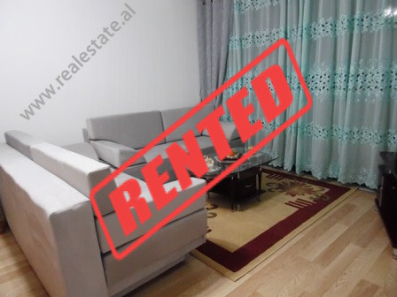 Two bedroom apartment for rent in Ndre Mjeda Street in Tirana