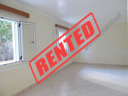 Office for rent in Albanopoli Street in Tirana.  It is situated on the 1-st floor of a 3-storey vi