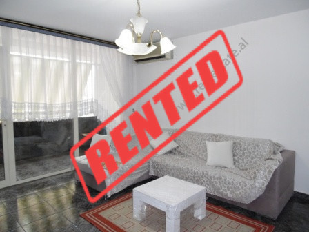 Duplex apartment for rent in Urani Pano street in Tirana, Albania.  The apartment is situate