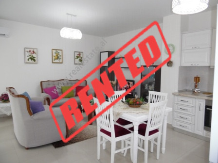 One bedroom apartment for rent in Frosina Plaku street in Tirana.  The apartment is situated on th