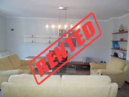 Apartment for rent close to Qemal Stafa Stadium in Tirana.  The apartment is situated on the 7th f
