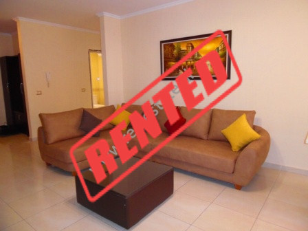 One bedroom apartment for rent close to Mine Peza street.  The apartment is situated on the second