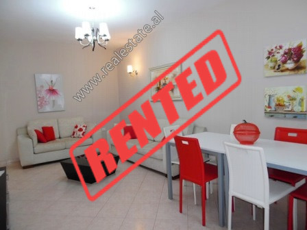 Two bedroom apartment for rent close to Kavaja Street in Tirana.  It is located on the 3rd floor o