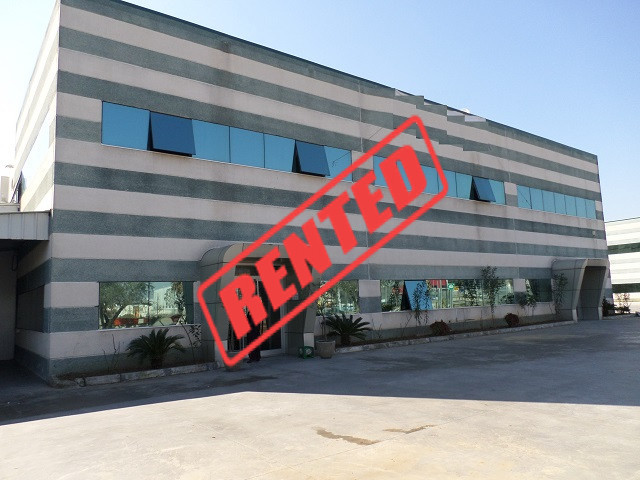 Wharehouse for rent, near Dardania Street, in Tirana, Albania.  It has a total space of 2050 m2 or