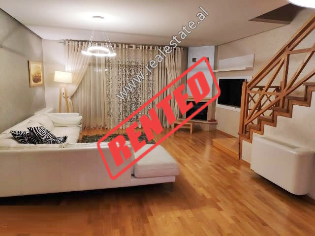 Modern two bedroom apartment for rent in the Kodra e Diellit Residence in Tirana.  It is located o