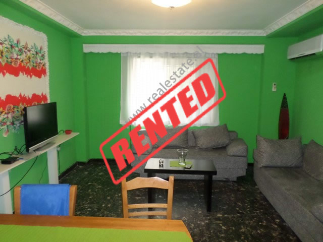 One bedroom apartment for rent near Wilson Square, in Ymer Kurti street in Tirana, Albania.