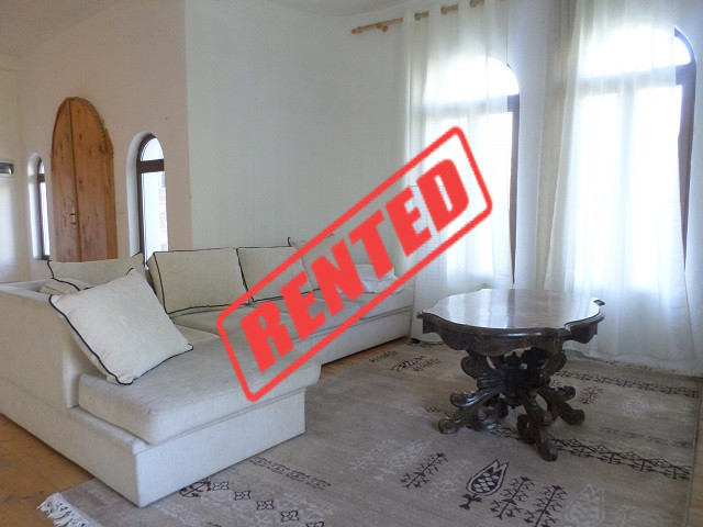 Two bedroom apartment for rent near Shyqyri Brari street in Tirana, Albania  It is located on the