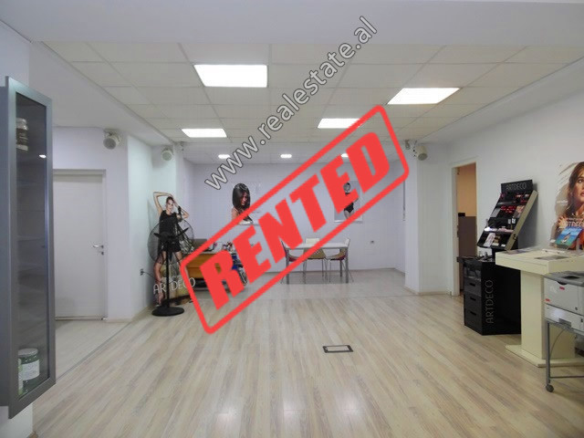 Office for rent in Abdyl Frasheri Street in Tirana.