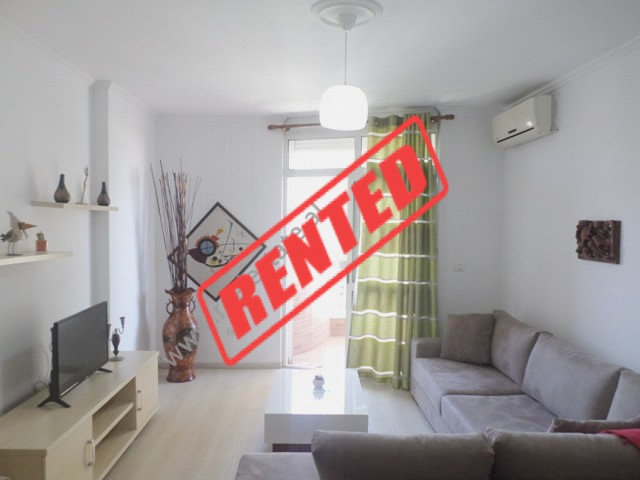 One bedroom apartment for rent in Ish Ekspozita area in Tirana, Albania.