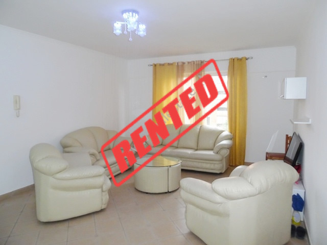 Two bedroom apartment for rent in Kavaja Street, near Globe center in Tirana, Albania.  It is situ