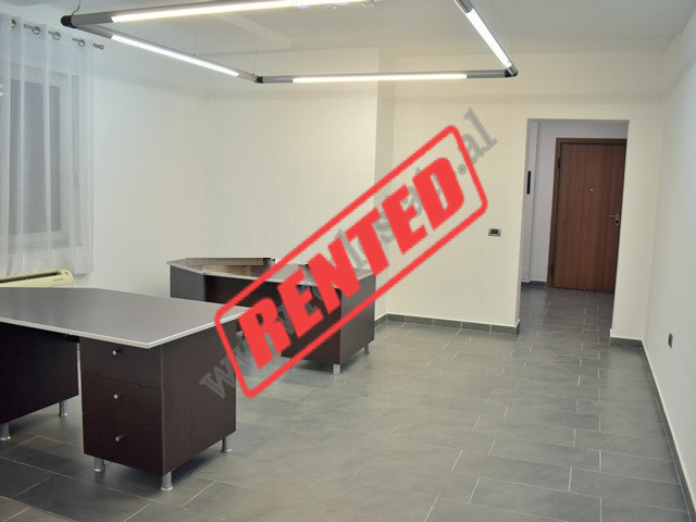 Office for rent in George Bush street in Tirana, Albania.