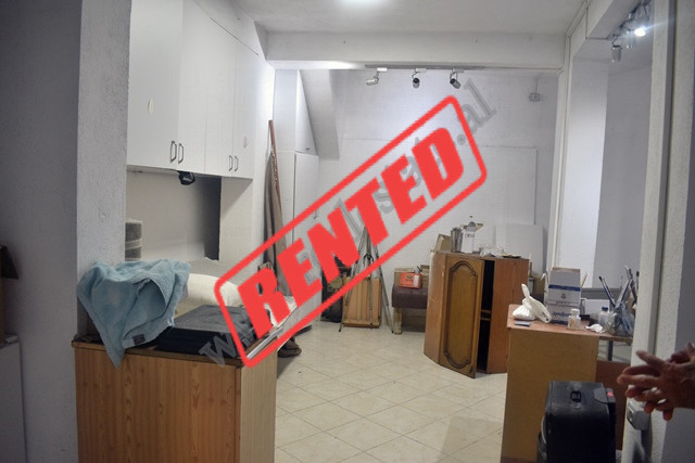Studio for rent close to Shyqyri Brari street in Tirana. The apartment is situated on the first flo