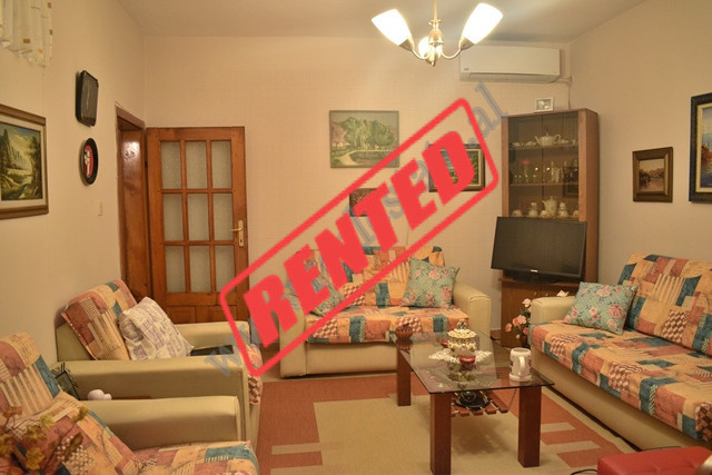 One bedroom apartment modified into two bedroom apartment for rent near Fortuzi Street in Tirana.