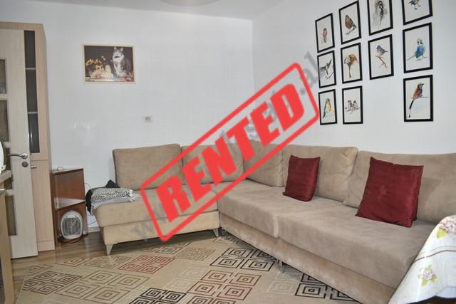 Two-bedroom apartment for rent in Kavaja street near 21 Dhjetori crossroad in Tirana, Albania. It i