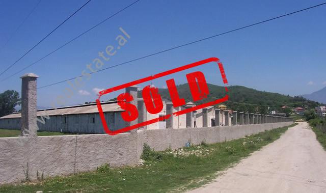Toke per shitje ne zonen e Yzberishit ne Tirane. Toka ka nje siperfaqe prej 47.000 m2 dhe eshte shu
