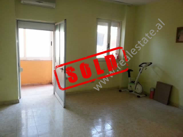 One bedroom Apartment for sale in Faik Konica Street in Tirana.  The apartment is situated on the