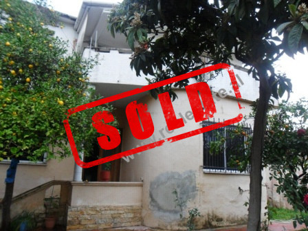 Two storey villa for sale in Naim Frasheri Street in Tirana.  This villa is located in one of the