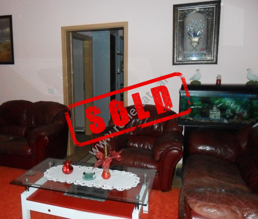 Apartment for sale in Gjergj Fishta boulevard in Tirana.  The apartment is located on the 5-th flo