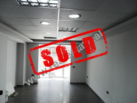 Store Space for sale in Imer Ndregjoni Street in Tirana.  The store is situated on the first floor