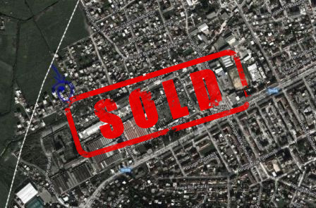 Land for sale in Enriko Telini Street.  The land is located near the main street, just some meters