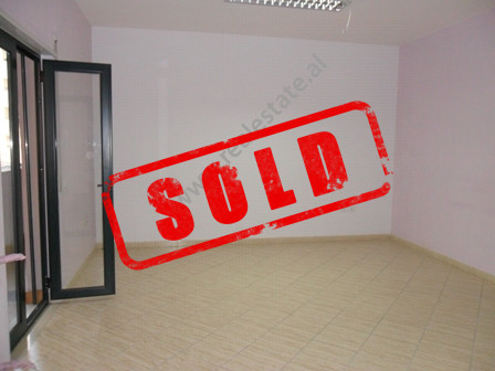 Office space for rent in Barrikadave Street in Tirana.  Situated on the 4-th floor in a complex ve