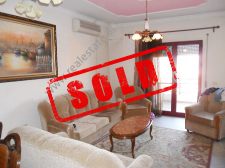 Apartment for sale near the beginning of Nikolla Lena Street in Tirana.  It is situated on the 10-
