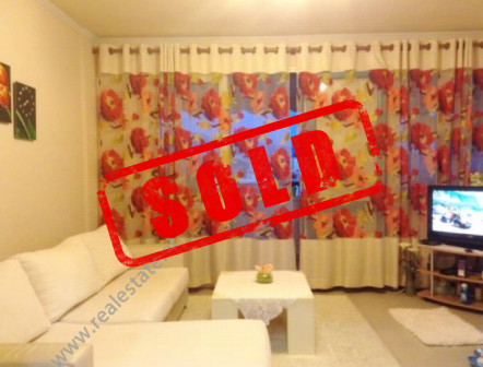 Two bedroom apartment in Elbasani street in Tirana.  Positioned on the 8th floor of a new bu
