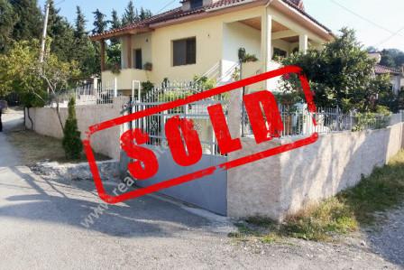 2 Storey villa for sale in 3 Vellezerit Kondi street in Tirana.  The villa is located in a block o