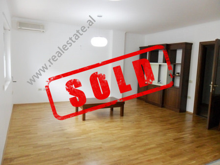 Modern apartment for rent near Papa Gjon Pali II Street in Tirana.  It is situated on the 5-th flo