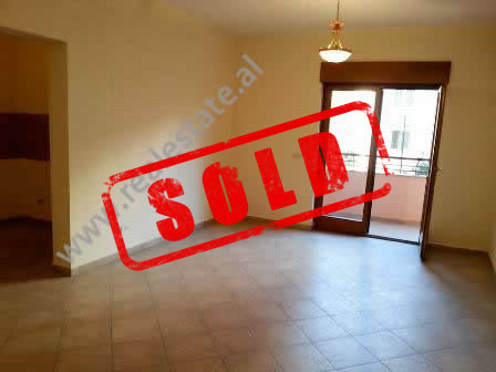 Apartment for sale in Konstandin Kristoforidhi Street in Tirana.  It is situated on the 2-nd floor