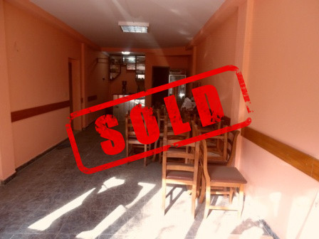 Store for sale in Naim Frasheri Street in Tirana.  The store is situated on the ground floor of 5