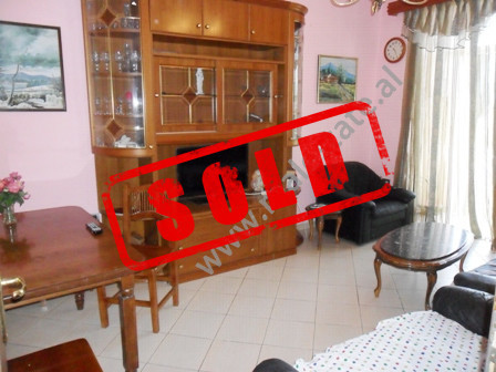 Apartment for sale near Adem Jashari Square in Tirana.  It is situated on the 4-th and the last fl
