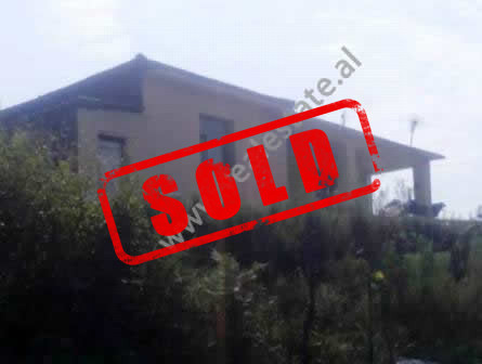 One storey villa for sale in Gerbllesh Village in Tirana.