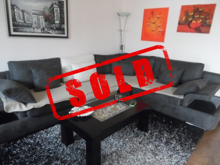Two bedroom apartment for sale in Kongresi i lushnjes street in Tirana.  The apartment is situated