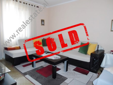 Apartment for sale close to Selvia area in Tirana  It is situated on the 6-th floor of an old buil