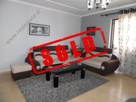 Apartment for sale in Pjeter Budi street in Tirana.  The apartment is situated on the 4th floor of